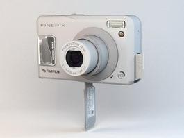 Fujifilm FinePix F30 3d model preview