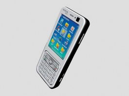 Nokia N73 3d preview