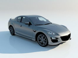 Mazda RX-8 3d preview