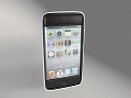 iPod Touch 6 3d preview