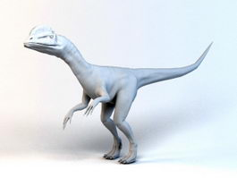 Dilophosaurus Dinosaur 3d preview