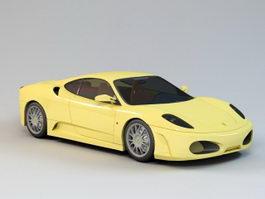 Ferrari F430 3d preview