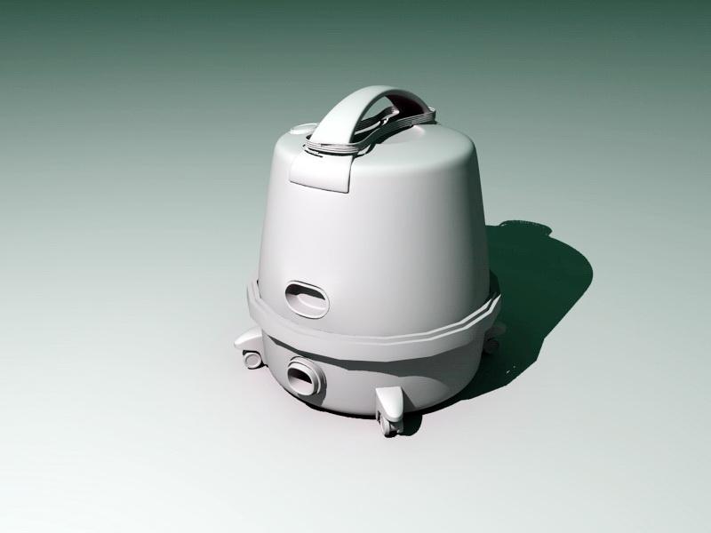 Old Vacuum Cleaner Model Maya Free Download Modeling Cadnav