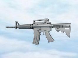 Carbine Assault Rifle 3d preview
