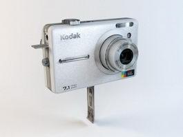 Kodak EasyShare C763 Camera 3d model preview