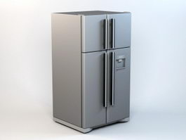 Siemens Refrigerator 3d preview