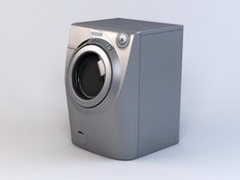Washing Machine 3d preview