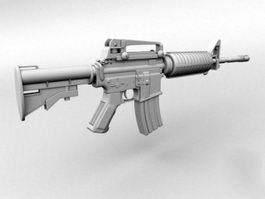 M4 Carbine 3d preview