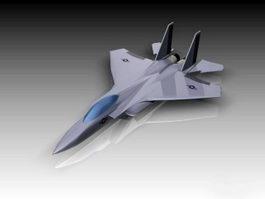 F-15K Slam Eagle 3d preview