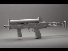 CF-05 Submachine Gun 3d preview