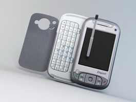 Dopod CHT 9000 Pocket PC PDA 3d preview