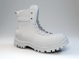 Military Boot 3d preview