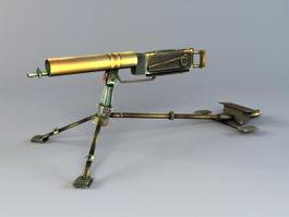 Heavy Machine Gun 3d preview