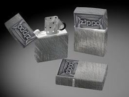 Zippo Lighter 3d preview