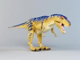 Hybrid T-Rex Dinosaur 3d preview