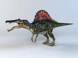 Spinosaurus Dinosaur 3d preview