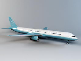 Boeing 757 Airliner 3d preview
