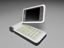 Nokia N93 Smartphone 3d preview