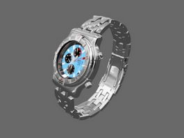 Cool Watch 3d model preview