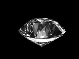 Bright Diamond 3d model preview