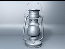 Old Lantern 3d preview