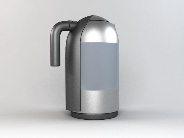 Bosch Kettle 3d rendering