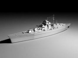 Battleship 3d preview