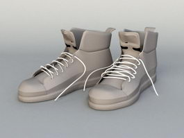 Man Boots 3d preview