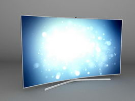 Samsung Suhd TV 3d preview