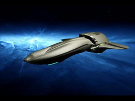 Sci-Fi Spaceships Fighter 3d preview