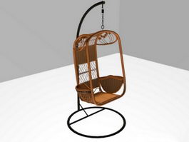 Swing Chair 3d preview