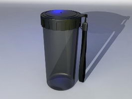 Water Bottle 3d preview