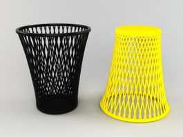 Waste Basket 3d preview