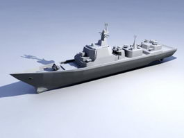 Modern Warship 3d preview