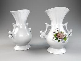 Ceramic Vases 3d preview