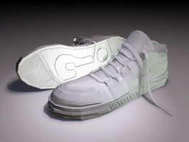 Basketball Sneakers 3d preview