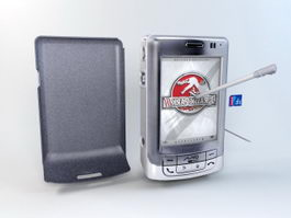 Mio A501 PDA Phone 3d preview