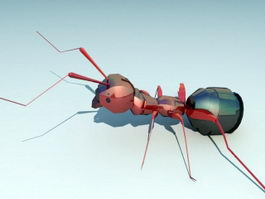 Robot Ant 3d preview