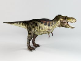 Tyrannosaurus Rex Color Variant 3d preview