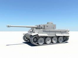 Army Tank 3d preview