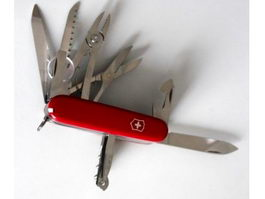 Victorinox Swiss Army Knife 3d preview