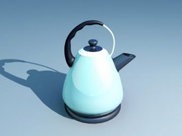 Electric Teakettle 3d preview