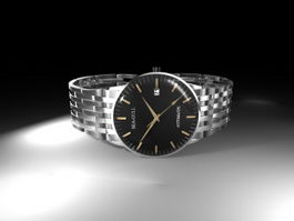 Seagull Watch 3d preview