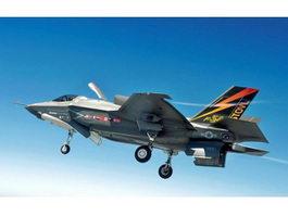 F-35 Lightning II 3d preview