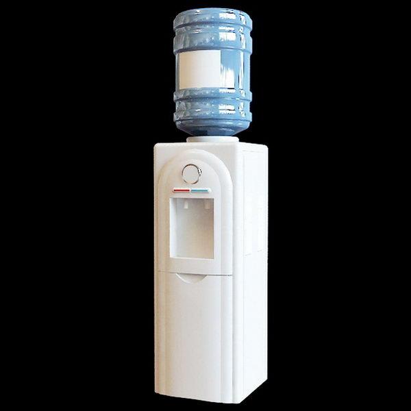 Bottled Water Dispenser 3d rendering