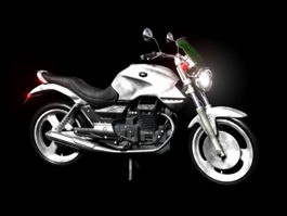 Moto Guzzi 3d preview