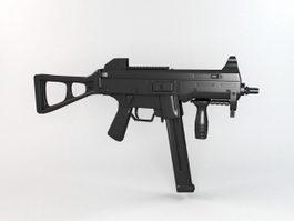 HK UMP45 3d preview