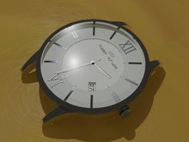 Tommy Hilfiger Watch 3d preview
