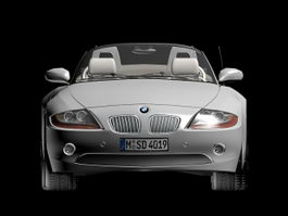 BMW Z4 Roadster 3d preview