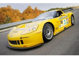 Chevrolet Corvette C6.R 3d preview